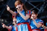 日向坂46加藤史帆=『W-KEYAKI FES.2021』2日目公演より Photo by 上山陽介