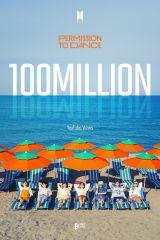 BTSの新曲「Permission to Dance」MVがYouTubeで公開から52時間で1億再生を突破(C)BIGHIT MUSIC