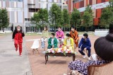 13日放送のバラエティー『火曜は全力!華大さんと千鳥くん』(C)カンテレ