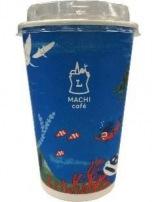 タンブラー持参により削減が期待される、ローソンのアイスコーヒー容器