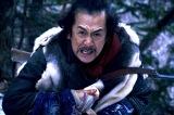 長谷川初範の出演シーン=映画『リング・ワンダリング』(2022年2月公開予定) (C)2021 リング・ワンダリング製作委員会