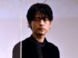映画『竜とそばかすの姫』初日舞台あいさつに登壇した成田凌 (C)ORICON NewS inc.