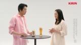 豊川悦司と仲間由紀恵のビール愛