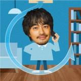 斎藤工が1人4役を演じ分ける『Z空調』のビジュアル(父)