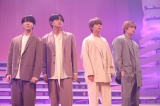 『れいわのへいわソング 2021』に出演したSexy Zone(C)NHK