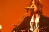 『れいわのへいわソング 2021』に出演したSUGIZO(C)NHK