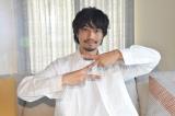 『Z空調』の新CMに出演する斎藤工 (C)ORICON NewS inc.