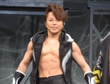 『MANGEKYO PROJECT 2021』の新作『W-1』記者会見に登壇した西川貴教(C)ORICON NewS inc.