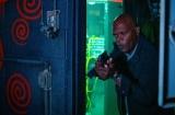 主人公・バンクス刑事の父親役を演じる名優・サミュエル・L・ジャクソン=映画『スパイラル:ソウ オールリセット』(9月10日公開)(C)2020 Lions Gate Films Inc. All Rights Reserved.