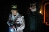 ブタのマスクを被った人物が!(C)2020 Lions Gate Films Inc. All Rights Reserved.