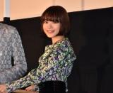 『サイダーのように言葉が湧き上がる』初日舞台あいさつに出席した杉咲花 (C)ORICON NewS inc.