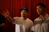 (3)メイキング写真=映画『リスタート』(公開中)より(C)吉本興業