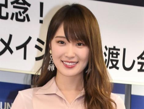 9月末で乃木坂46を卒業することを発表した高山一実 (C)ORICON NewS inc.