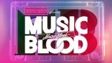 『MUSIC BLOOD』ロゴ
