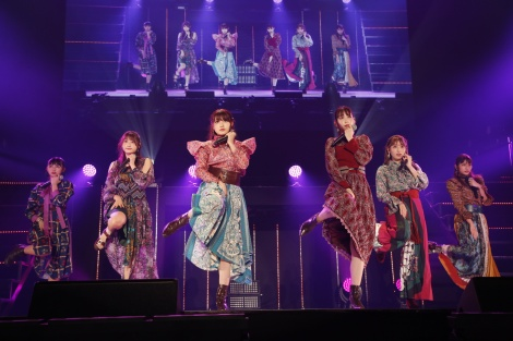 『HKT48 リクエストアワー セットリストベスト50 2021』 (C)Mercury