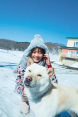 櫻坂46・田村保乃1st写真集 先行カット(撮影/Takeo Dec.)
