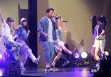 木村昴『TGC teen』でヘトヘト Girls2とダンス披露で汗びっしょり「ついていくの大変よ!」