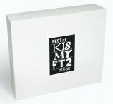 デビュー10周年記念ベストアルバム『BEST of Kis-My-Ft2』通常盤