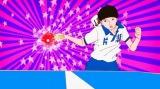 アニメ『ピンポン』の場面カット (C)松本大洋・小学館/アニメ「ピンポン」製作委員会