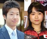 卓球・水谷隼&伊藤美誠組の金メダル、平均視聴率24.6%を記録