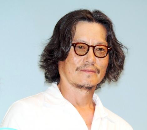 映画『子供はわかってあげない』完成披露上映会に登壇した豊川悦司 (C)ORICON NewS inc.