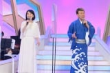 『新・BS日本のうたスペシャル 作曲家吉田正生誕百年記念コンサート』より(C)NHK