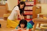 『ハコヅメ〜たたかう!交番女子〜』第4話に出演する戸田恵梨香、永野芽郁 (C)日本テレビ