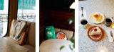 (左)トートバッグ 1,760円、ステンレスボトル 2,200円(中央)野花クッション 3,080円、ズーメイトクッション 2,530円(右)マグカップ 1,100円、プレート 1,210円