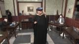 31日放送『マツコ会議』VRアートを体験するマツコデラックス(C)日本テレビ