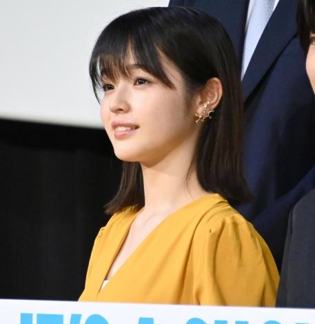 映画『都会のトム&ソーヤ』公開記念舞台あいさつに登壇した豊嶋花 (C)ORICON NewS inc.