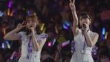(左から)田村真佑、久保史緒里=乃木坂46が新メンバーオーディション新CM公開