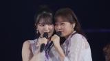 (左から)久保史緒里、生田絵梨花=乃木坂46が新メンバーオーディション新CM公開