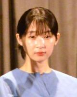 映画『うみべの女の子』公開記念舞台あいさつに登壇した石川瑠華 (C)ORICON NewS inc.