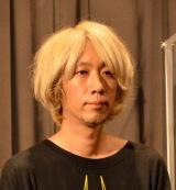 映画『うみべの女の子』公開記念舞台あいさつに登壇した浅野いにお氏 (C)ORICON NewS inc.