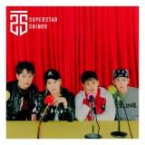 SHINee『SUPERSTAR』(ユニバーサル ミュージック/7月28日発売)