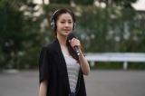 第8話のヒロイン役で松本若菜がゲスト出演(C)「妄想ごはん」製作委員会