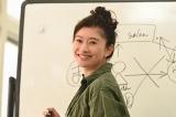『24時間テレ44』ドラマスペシャル『生徒が人生をやり直せる学校』に出演する篠原涼子 (C)日本テレビ