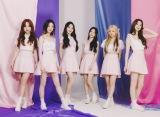 Rocket Punch(左から)ジュリ、ユンギョン、ダヒョン、ヨンヒ、ソヒ、スユン(C)2021 Woollim Entertainment Co.,Ltd. / YOSHIMOTO KOGYO CO.,LTD