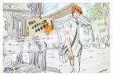 アニメ映画『リョーマ!The Prince of Tennis 新生劇場版テニスの王子様』入場者特典のポストカード (C)許斐剛/集英社 (C)新生劇場版テニスの王子様製作委員会