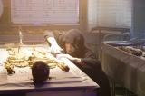 『ボイスII 110緊急指令室』の白塗り野郎の正体が明らかに (C)日本テレビ