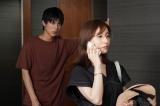 『ボクの殺意が恋をした』第5話に出演する中川大志、田中みな実(C)ytv