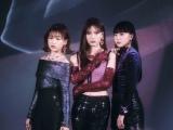 6月にメジャーデビューが決まったLDHの新ガールズユニット「iScream」(左から)YUNA、RUI、HINATA