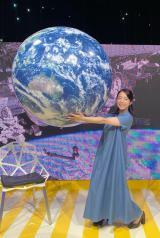 18日放送の『世界くらべてみたら』に出演する上白石萌音(C)TBS