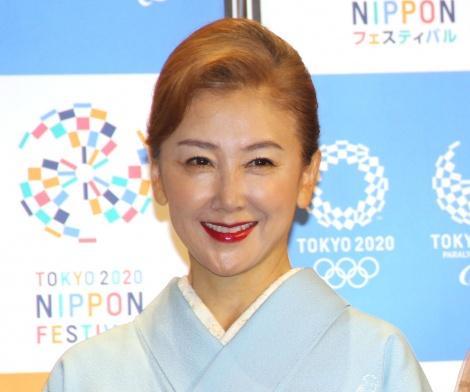 『MAZEKOZE アイランドツアー』記者会見に出席した東ちづる (C)ORICON NewS inc.