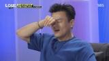 次世代ボーイズグループ発掘オーディション『LOUD』第5話で圧巻のステージに涙をぬぐうような仕草を見せるJ.Y.Park=dTV『LOUD』第5話先行カット
