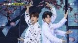 人気・実力ナンバーワンのイ・ゲフン(右)率いる「ソウル大トップ」が見事に美しい花を咲かせた=dTV『LOUD』第5話