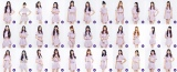 『Girls Planet 999:少女祭典』Jグループ(日本参加者)33人
