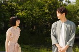『ハコヅメ〜たたかう!交番女子〜』第5話に出演する永野芽郁、小関裕太 (C)日本テレビ