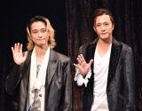 (左から)戸塚祥太、内博貴 (C)ORICON NewS inc.
