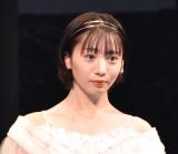 舞台『フォーティンブラス』取材会に出席した能條愛未 (C)ORICON NewS inc.